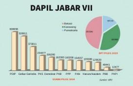 KENAL DAPIL : Jabar VII, Dapil 'Mahal' bagi Rieke Diah Pitaloka