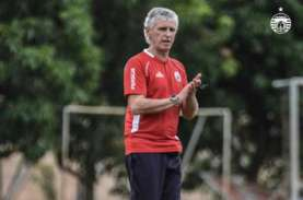Persija Bidik Poin Penuh di 3 Laga Piala AFC