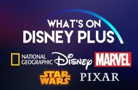 Disney Luncurkan Layanan Streaming Disney+, Lebih Ramah Kantong