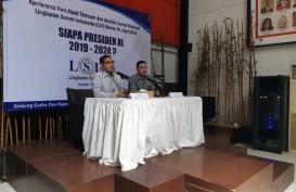 Survei LSI Denny JA: Jokowi-Amin di Ambang Kemenangan Telak