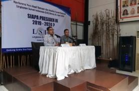 Survei LSI Denny JA: Jokowi-Amin di Ambang Kemenangan…