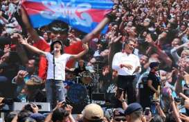 Slank Bawakan Lo Harus Grak di Konser Putih Bersatu