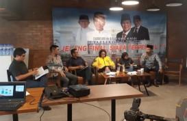 Indopolling Network : Jokowi-Amin 57,4 Persen, Prabowo-Sandi 32,5 Persen