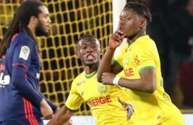 Hasil Liga Prancis : Lyon Terancam Keluar Zona Liga Champions