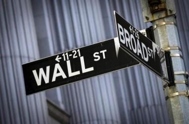 Wall Street Ditutup Menguat Didukung Berita Optimistis Perusahaan