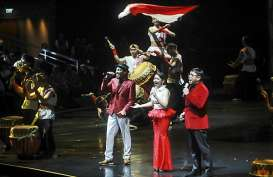Kampanye Akbar Jokowi-Amin, 500 Artis Ramaikan Konser Putih Bersatu #BarengJokowi