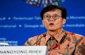 IMF Ingatkan Risiko Penurunan Ekonomi Asia Meningkat