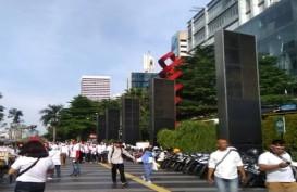 Simak, Pengalihan Arus Lalu Lintas saat Kampanye Akbar Jokowi-Amin