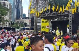 Situasi Terkini Konser Putih Bersatu, Pendukung Jokowi-Amin Padati GBK