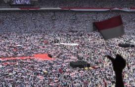 Kampanye Akbar Jokowi-Amin, Cak Lontong : Adanya Persatuan, Bukan Perduaan