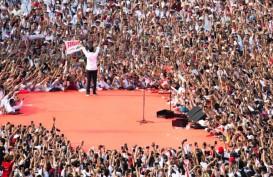 Jokowi : Atas Nama Cinta, Saya Ingin Peluk Semua