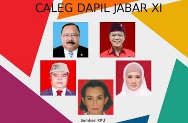KENAL DAPIL : Mulan Jameela Dikepung Pensiunan Jenderal di Dapil Jabar XI