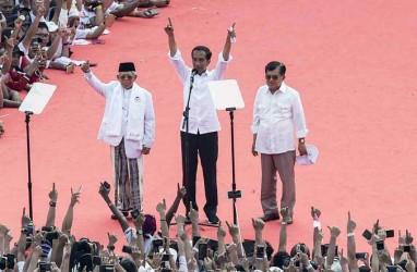 Raffi Ahmad & Via Vallen Ajak Warga Lampung Pilih Paslon 01 Jokowi-Ma'ruf