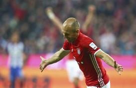 Cedera Bikin Robben Frustrasi, Bakal Tinggalkan Munchen