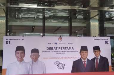 Debat Capres: Jokowi Sebut Pembangunan Infrastruktur Tidak Jawasentris