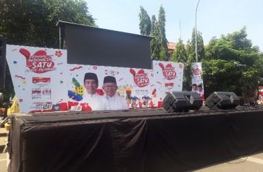 Minggu Dinihari, Seluruh APK di Jakarta Mulai Dibersihkan