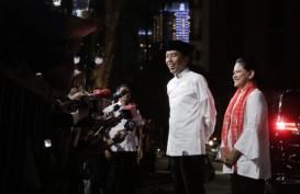 Debat Capres V : TKN Klaim Jokowi Dapat Kartu Truft