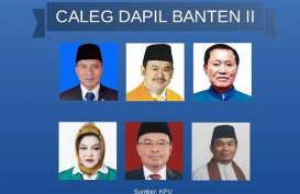 KENAL DAPIL : Banten II, Dapil Para Elite Parpol