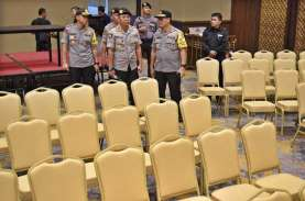 38.000 Personil Kepolisian Diturunkan untuk Amankan…