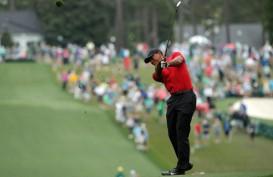Tiger Woods Terus Bangkit di Golf Masters