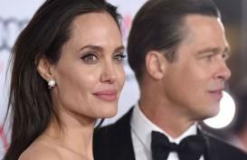 Angelina Jolie dan Brad Pitt Resmi Berstatus Lajang