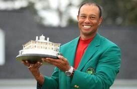 Tiger Woods Buktikan Kebangkitan, Juara Golf Masters