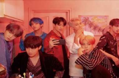 Album Terlaris 2018 : BTS Paling Laku, The Greatest Showman Nomor Satu