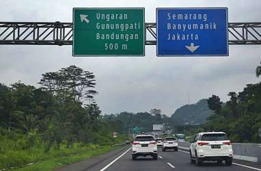 Operator Masih Rumuskan Tarif Tol Trans Jawa