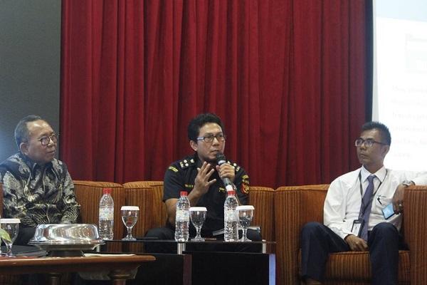 Bea Cukai Pantoloan Kenalkan Fasilitas Kawasan Ekonomi Khusus di Forum Investasi Sulawesi Tengah