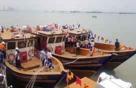 Kemenhub Serahkan Hibah 24 Kapal Pelayaran Rakyat