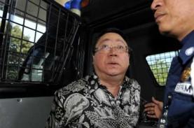 Gugatan Ditolak MK, Robert Tantular Tetap Jalani Pidana…