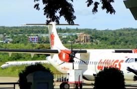 Gunung Dukono Meletus, Wings Air Batalkan Penerbangan Relasi Ternate-Morotai
