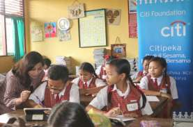 Citi Indonesia Gelar Literasi Keuangan bagi Siswa…