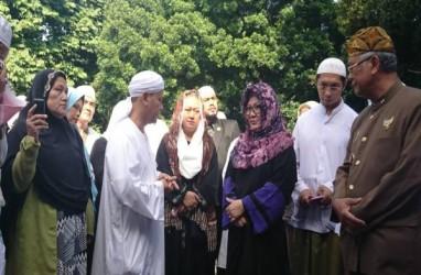 Mbak Tutut Silaturahmi ke Pondok Pesantren Majlis Al Ihya Bogor
