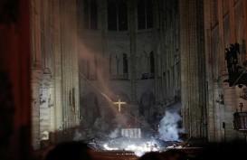 Berusia 800 Tahun, Katedral Notre-Dame Saksi Sejarah Penting Prancis