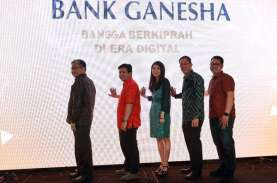 Bank Ganesha Kurangi Kredit ke Multifinance