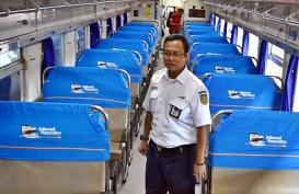 Penumpang Kereta di Semarang Meningkat Jelang Pencoblosan