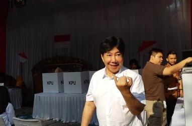 Guruh Soekarnoputra Tenyata Mencoblos di TPS Sandiaga Uno