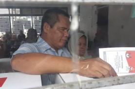 Penyandang Tunanetra di Medan Gunakan Hak Pilih :…