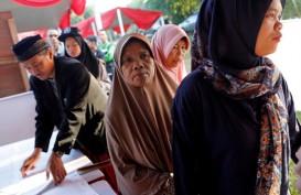 Hasil Quick Count Pilpres 2019 : Prabowo-Sandi Unggul di Basis TKD Jokowi-Maruf
