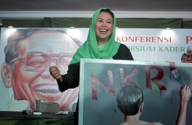 Jokowi Tak Deklarasikan Kemenangan, Yenny Wahid : Beliau Bukan Orang yang Suka Geeran