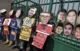 Hasil Exit Poll Poltracking : Elektabilitas PAN 3,9 Persen, Demokrat 3,2 Persen