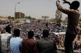 Presiden Sudan Terguling Ditahan di Ruang Isolasi?