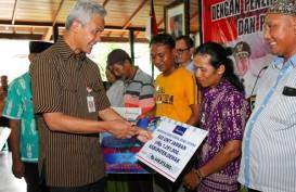 Bank Jateng Bedah Rumah Miskin di Kabupaten Demak