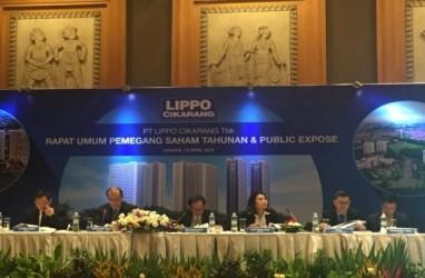 Lippo Cikarang Raup Kenaikan Pendapatan Signifikan