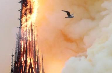 Pengembang Gim Assasin's Creed Unity Sumbang Dana Untuk Restorasi Notre Dame