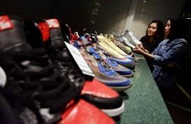 Sneaker Bagian dari Karya Seni