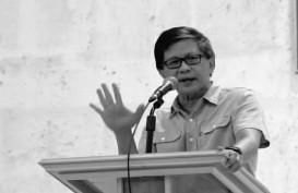 Hasil Quick Count Menangkan Jokowi, Ini Cuitan Rocky Gerung