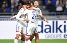 Hasil Liga Prancis : Lyon Amankan Jalur Kualifikasi Liga Champions