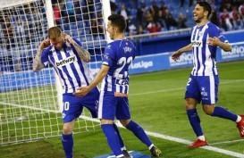 Hasil La Liga Spanyol, Alaves Makin Jauhi Zona Liga Champions